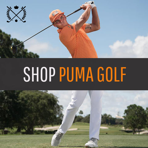 Shop Puma Golf Apparel