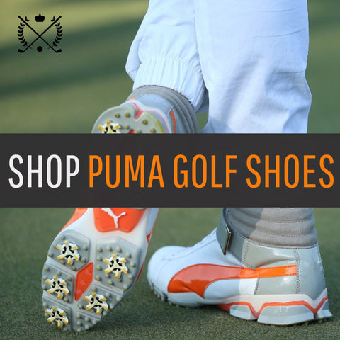 Shop Puma Golf Shoes