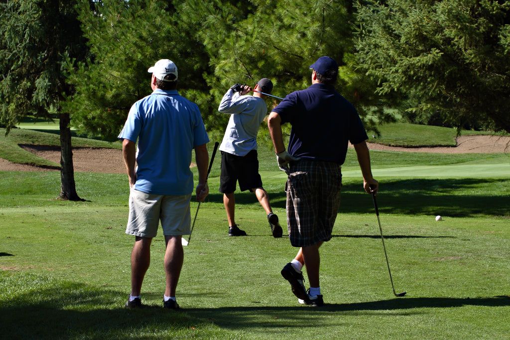 Men's League Golf