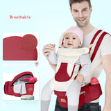 3 In 1 Ergonomic Kangaroo Style Baby Carrier (0-48 Month)