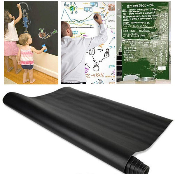 Removable Self-Adhesive Blackboard Vinyl