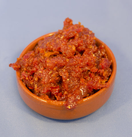 Smoked Sundried Tomato Pesto