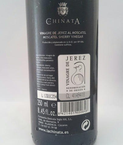 Jerez Vinegar - Al Moscatel - 250ml