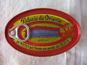 Bonito-White Tuna in Olive Oil 120g