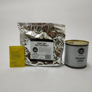 Kit WW  Premium Lager 25L