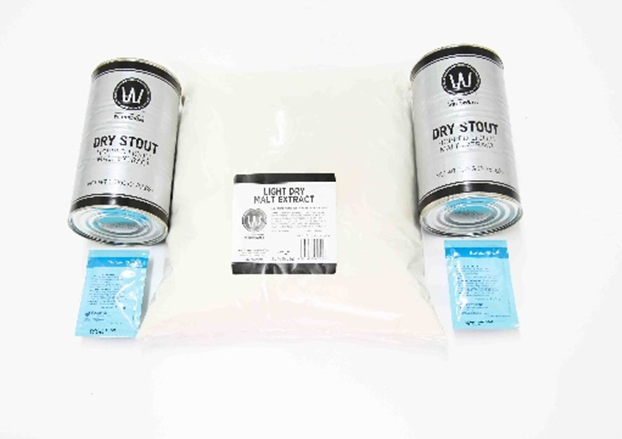 Kit WW Dry Stout 50L