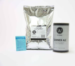 Kit WW Summer Ale 25L