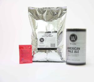 Kit WW American Pale Ale 25L