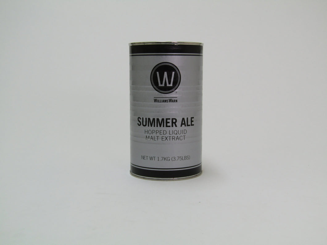 WW Summer Ale 800g
