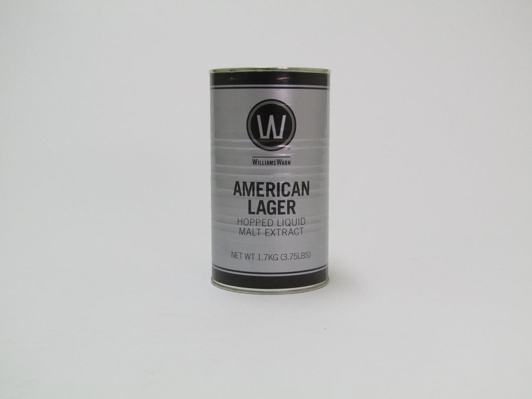 WW American Lager  1.7kg