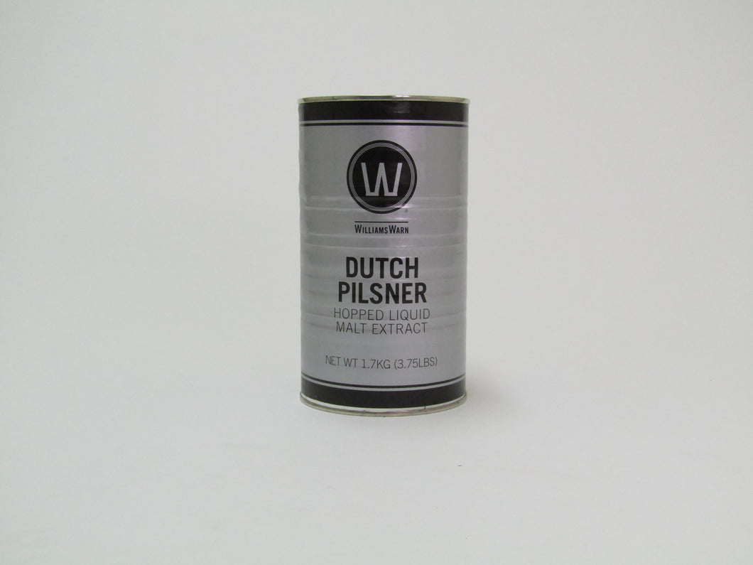 WW Dutch Pilsner 1.7kg