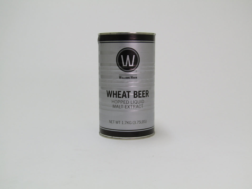 WW Wheat Beer 1.7kg