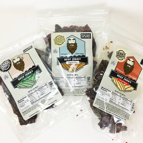 Jerky Dynasty Jerky Dynasty Triple Threat Pack - Jerky Dynasty