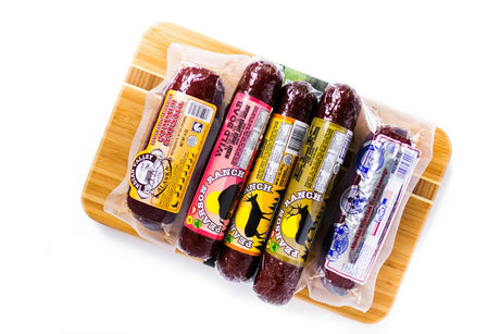 Summer Sausage Gift Pack - Jerky Dynasty