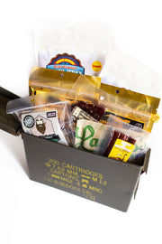 Ammo Can Gourmet Jerky Gift Pack - Jerky Dynasty