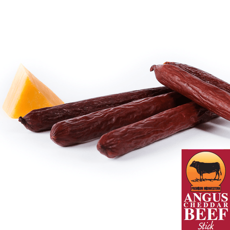 Angus Cheddar Beef Stick