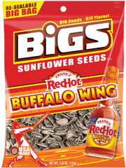 Frank's Redhot Buffalo Wing Sunflower Seeds