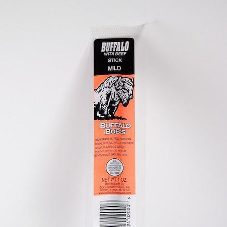 Buffalo Meat Mild Flavored Jerky