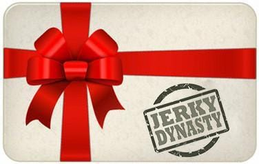 Gift Card - Jerky Dynasty