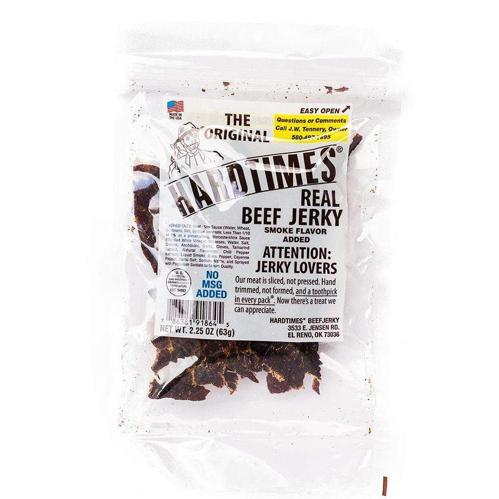 Hardtimes Original Jerky (case pricing available) - Jerky Dynasty