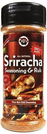 J&D's Sriracha Seasoning & Rub - Jerky Dynasty