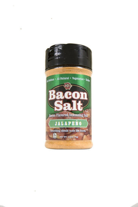 J&D's Jalapeno Bacon Salt - Jerky Dynasty
