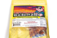 Bacon Jerky Sriracha Style Black Pepper