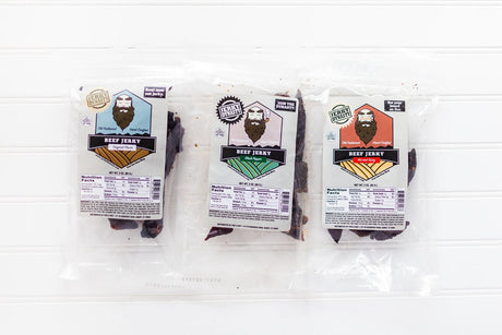Jerky Dynasty JD Triple Threat - Jerky Dynasty