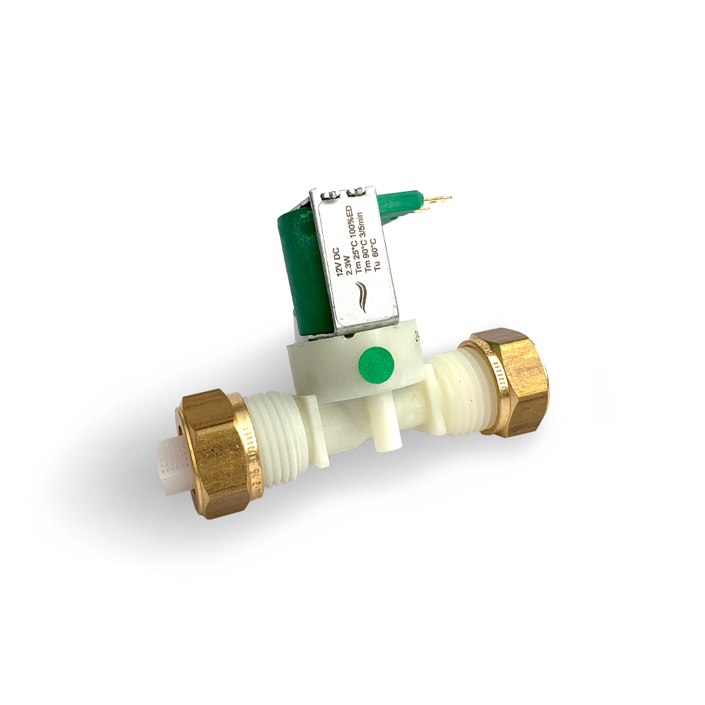 Solenoid valve for Showers
