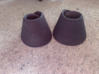 Large bell boots