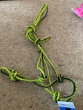 NEW Rope Halter FULL Assorted colours
