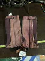 Purple large Child's chaps