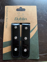 Diamanté boot clips new Dublin
