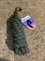 New 2MT Lead Rope with Brass clip Assorted
