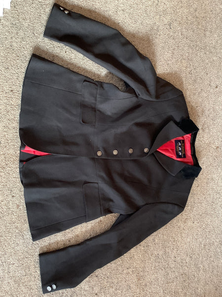 Windsor size 16 show jacket