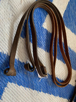 140cm Leather reins