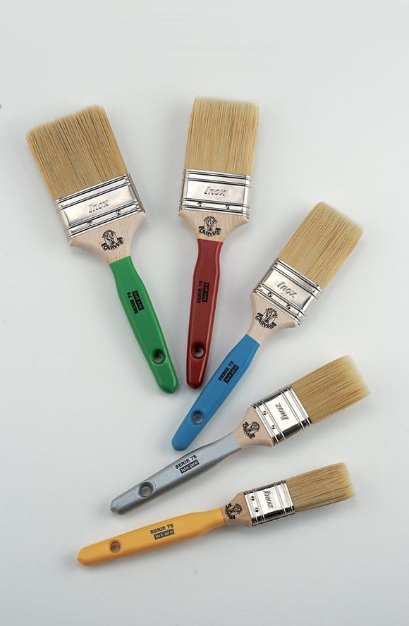 Linea 75 Series - Flat Paint Brush - Synthetic