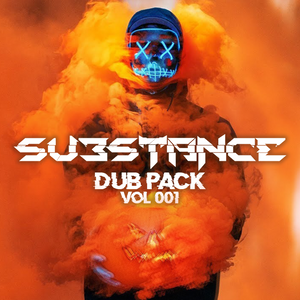SUBSTANCE - DUB PACK #001 /W BONUS TUNE (SOLD OUT)
