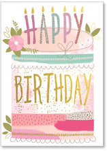 Load image into Gallery viewer, Birthday - 6 Card Set