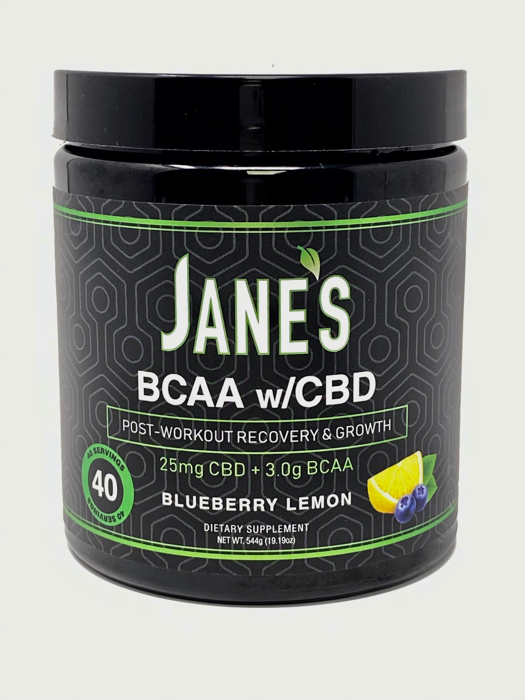 CBD BCAA Post-Workout
