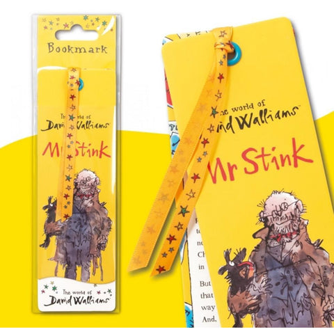 David Walliams - Mr Stink