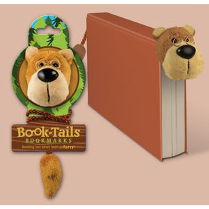 Book-Tails Bookmarks - Bear