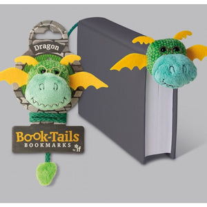 Book-Tails Bookmarks - Dragon