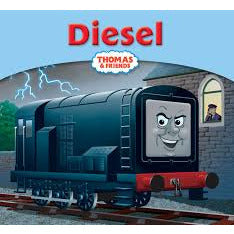 Thomas and Friends - Diesel