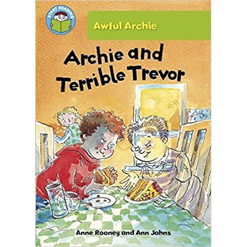 Start Reading - Archie and Terrible Trevor