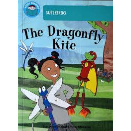 The Dragonfly Kite