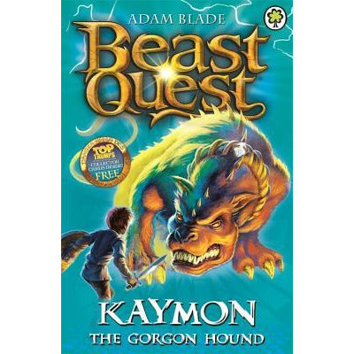 Beast Quest - Kaymon the Gorgon Hound