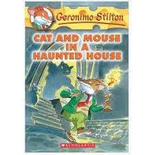 Geronimo Stilton - Cat and Mouse in the Haunted House