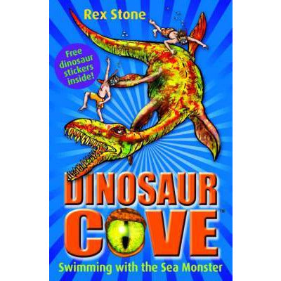 Dinosaur Cove Swimming with the Sea Monster