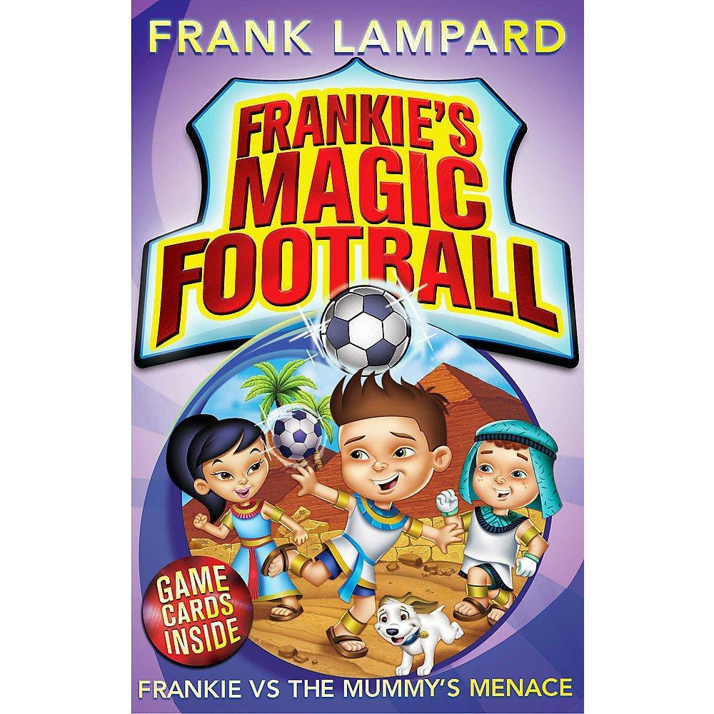Frankies Magic Football Frankie versus the Mummies Menace